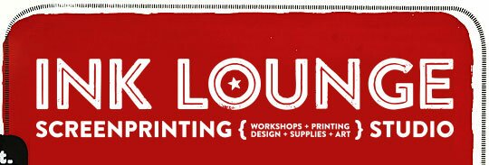 ink lounge screenprint & workshops